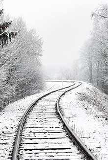 Chela anti icing and winterisation products for railways