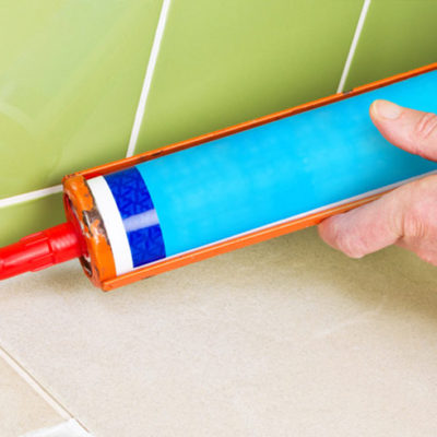 How to remove silicone caulk